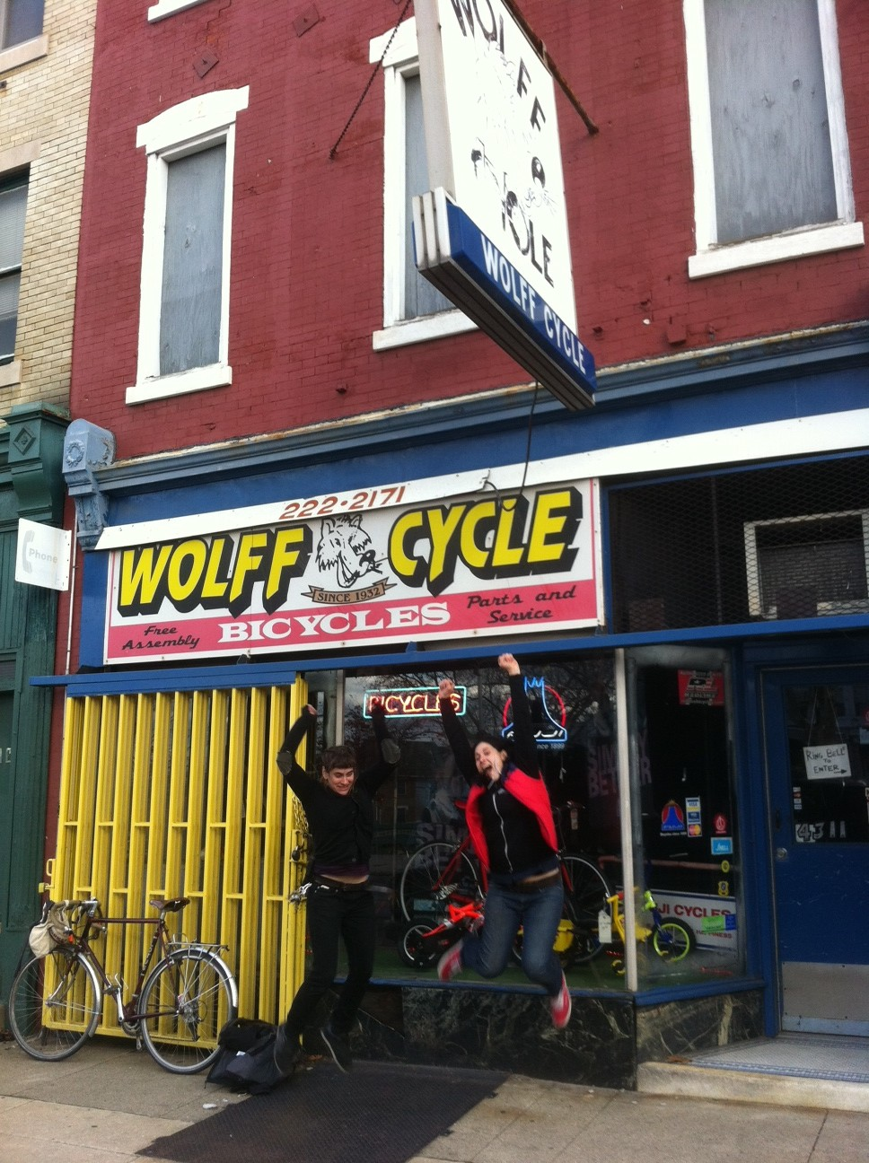 Firehouse Bicycles Opens A Second Location In West Philly