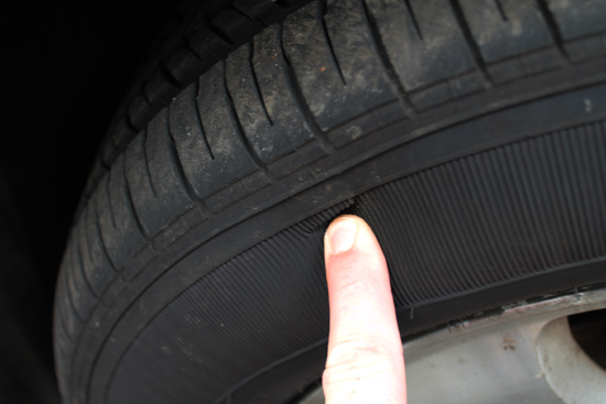 Slashed Tires On About 50 Cars Near 49th 50th And Hazel Updated