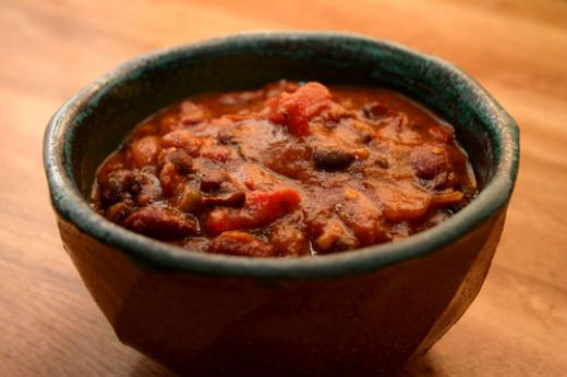 Eat some great chili on Sunday and keep the hand-made bowl | West ...