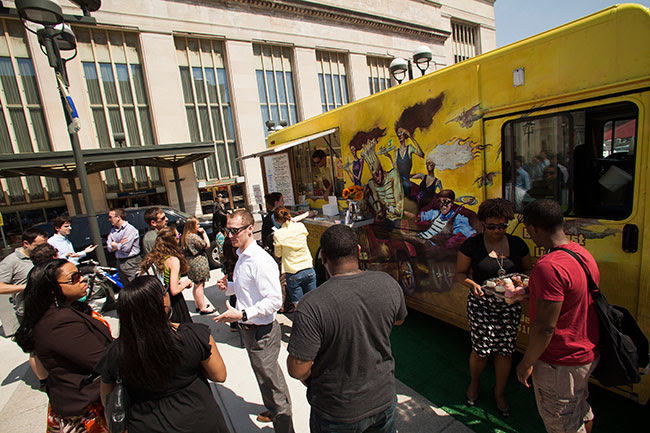 Food Trucks West Philly