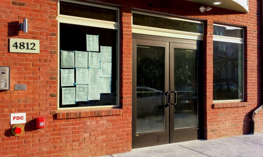 Redcap's second home as of next month (Photo by Annamarya Scaccia / West Philly Local)