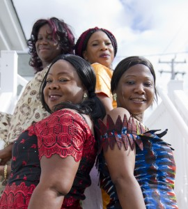 Liberian Women's Chorus for Change Retreat