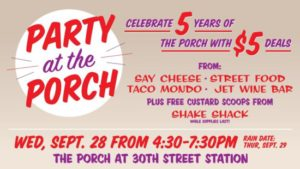 theporchparty