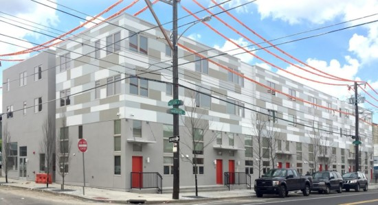 4050 Apartments, A 24,350 Square Feet Three Story Building, Is Designed For  Low Income Artists, Families, And Others. The New Building, Which Contains  20 ...