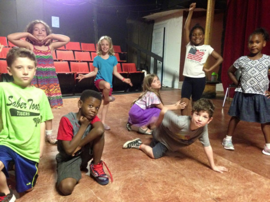 Curio Theatre pledges to make their summer camp program more accessible, with community help