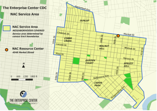 Enterprise Center seeking community members for newly formed Neighborhood Advisory Subcommittee (NAS)